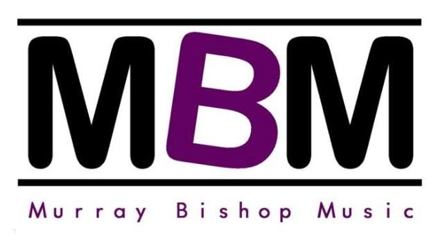 Murray Bishop Music Logo